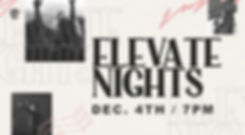 Q4_ElevateNights_web announcement decemb
