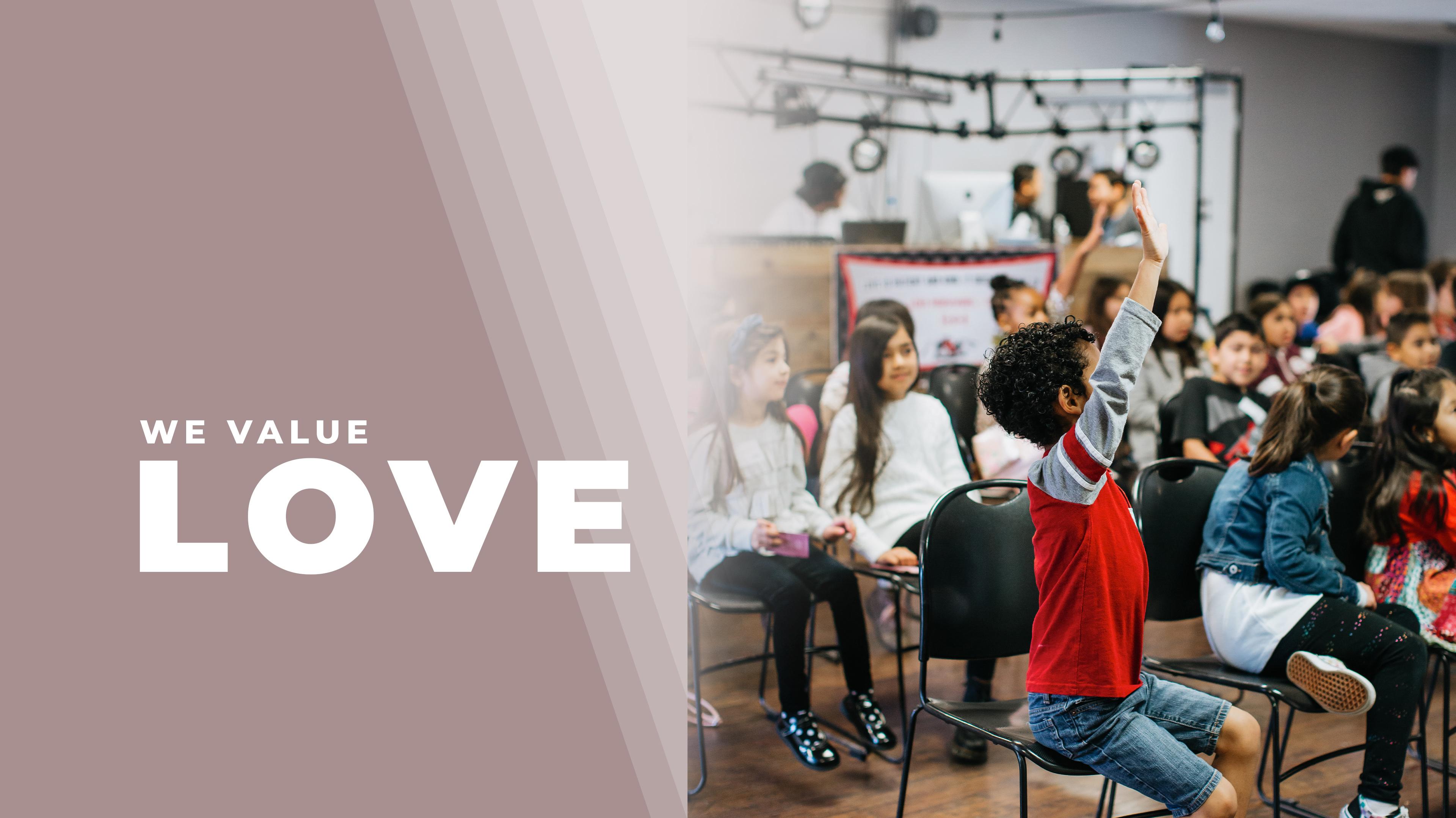 Values - Love