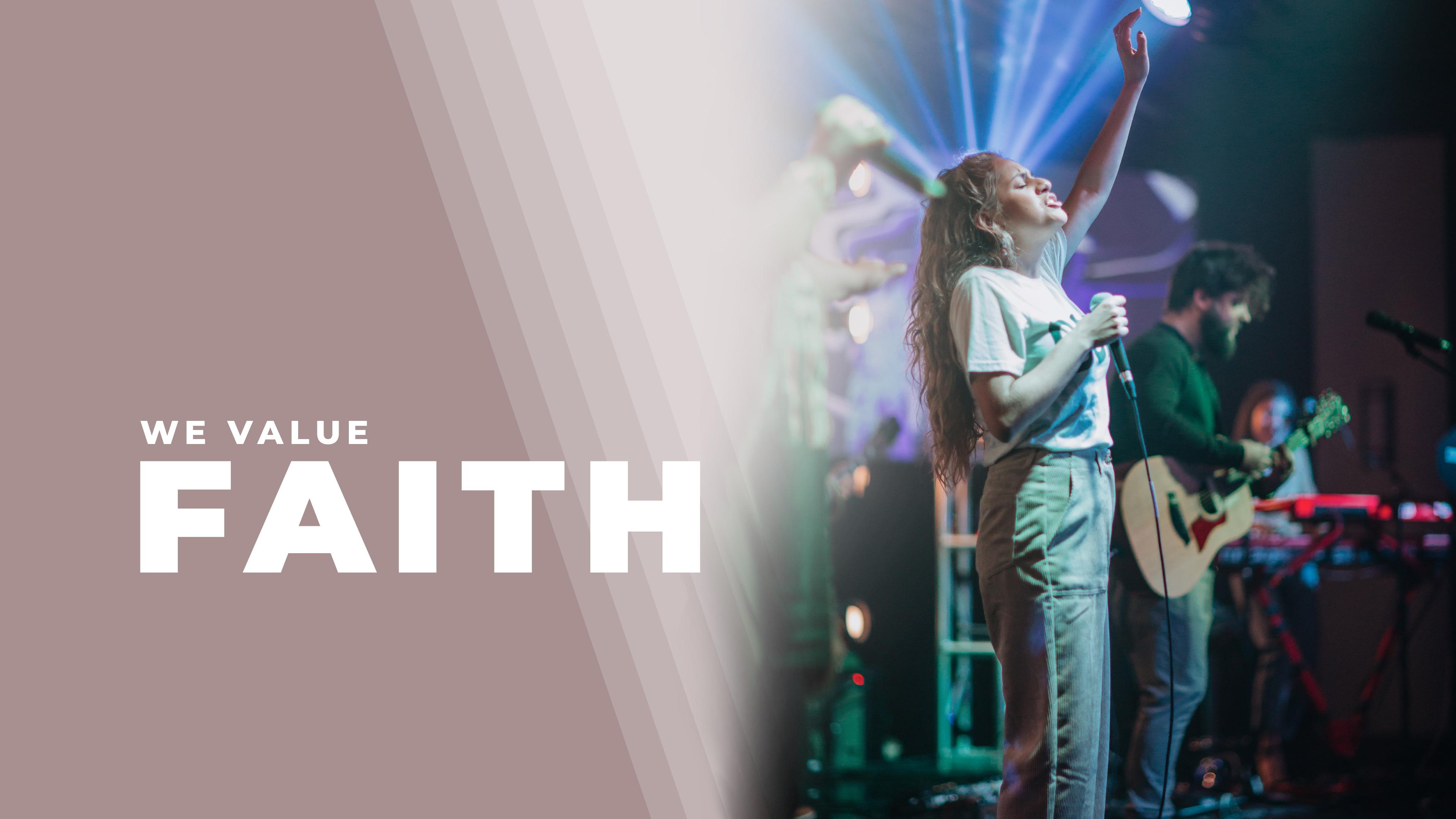 Value - Faith