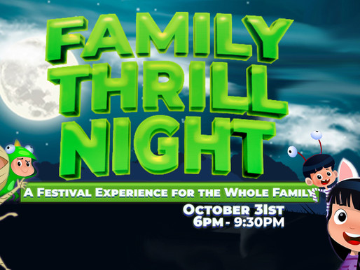 Elevate Church In Santa Clarita To Hold 'Family Thrill Night' Block Party On Halloween