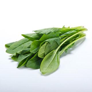 緑色の野菜分析