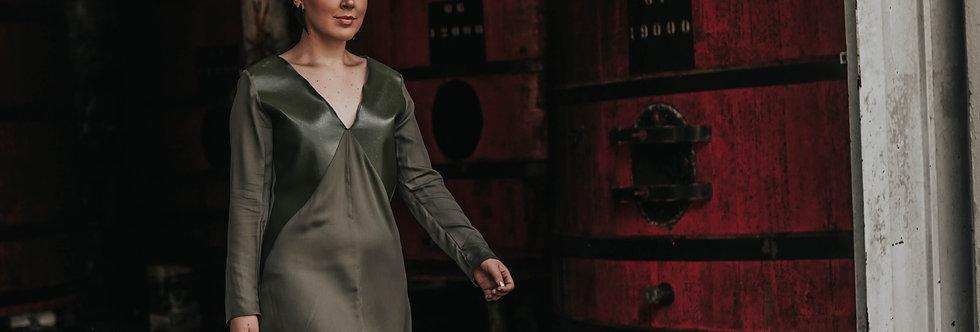 Vestido Cabernet