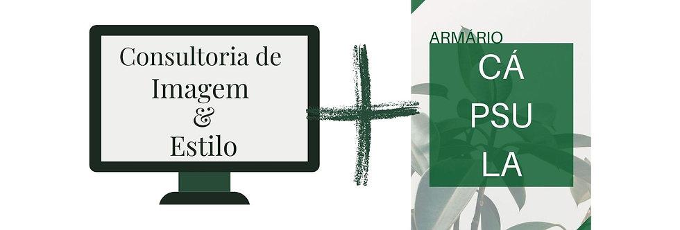 Consultoria de Imagem & Estilo + Curso de Armário-Cápsula