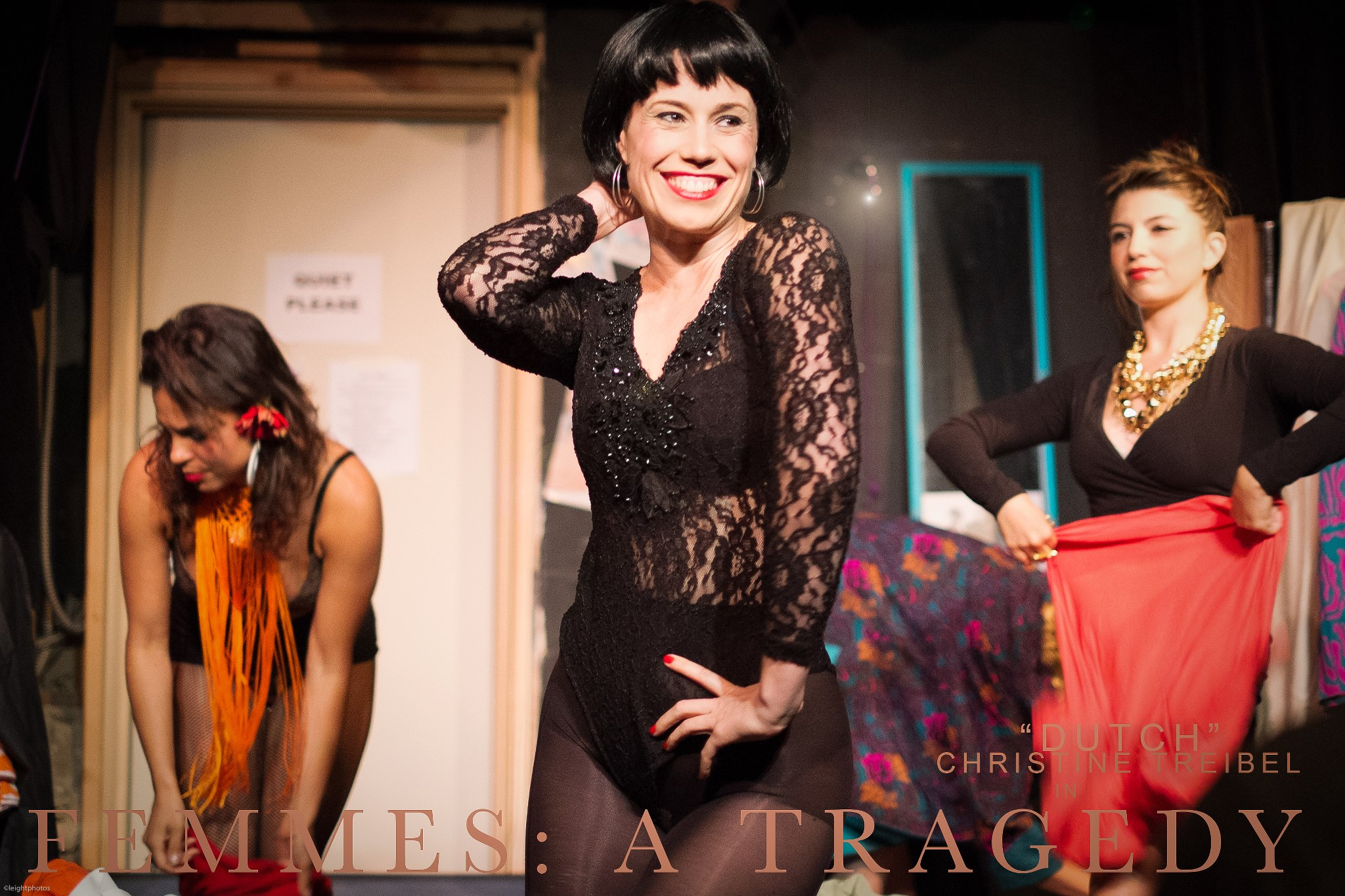 Femmes: A Tragedy (Lyric-Hyperion Theatre)