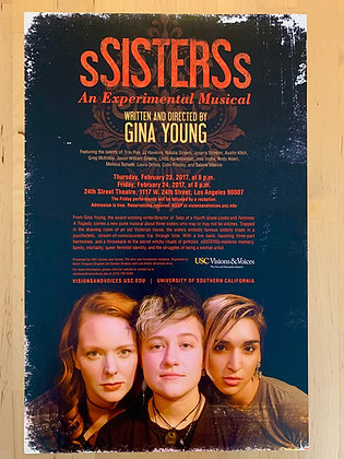 sSISTERSs poster (2017)