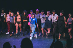 curtain call at the bootleg theater