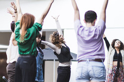 Feminist Acting Class at the Hammer Museum