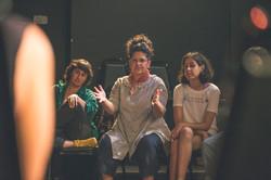 Feminist Acting Class 2018 (photo by Lex Ryan)