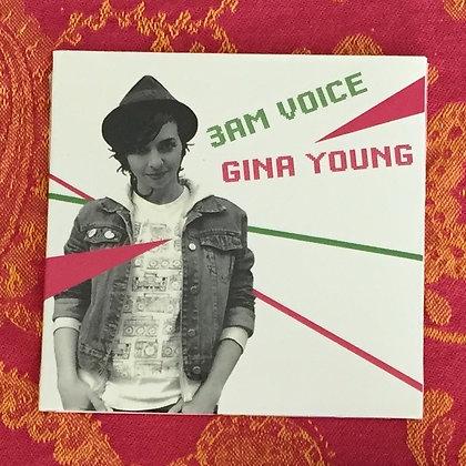 3am voice CD