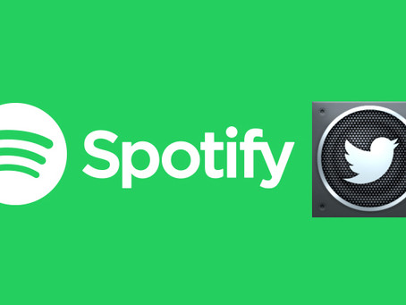 Twitter tunes into Spotify to soundtrack its audio cards