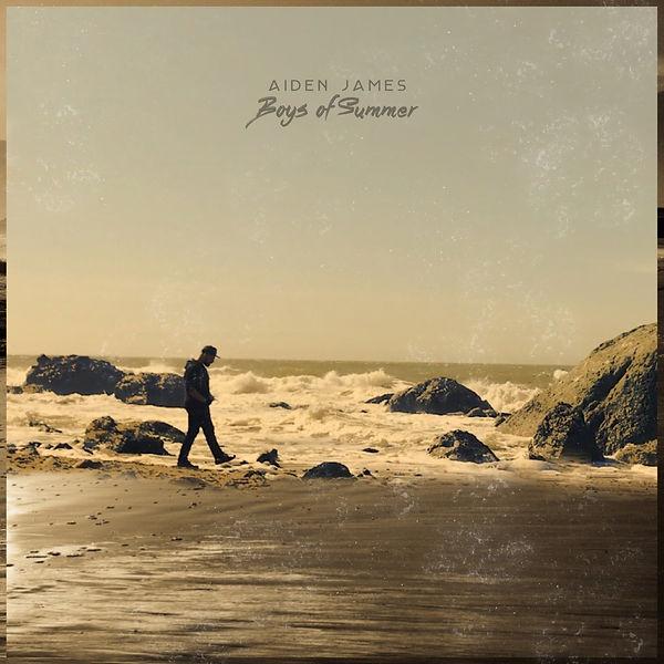 Aiden James Boys of Summer Cover Art