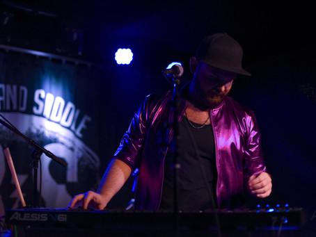 Photos: Aiden James Live at Boot and Saddle Philadelphia
