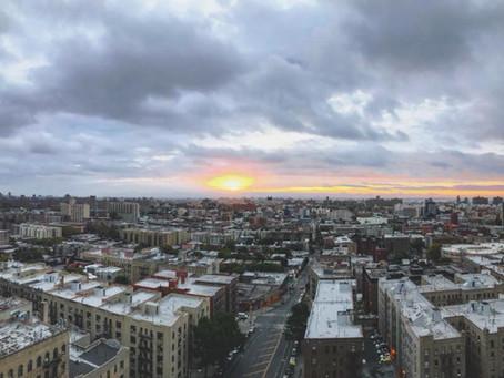 Sunrise, Solitude, Album - Bronx, New York.