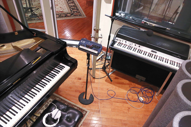 Grand.Piano.Rhodes.Recording