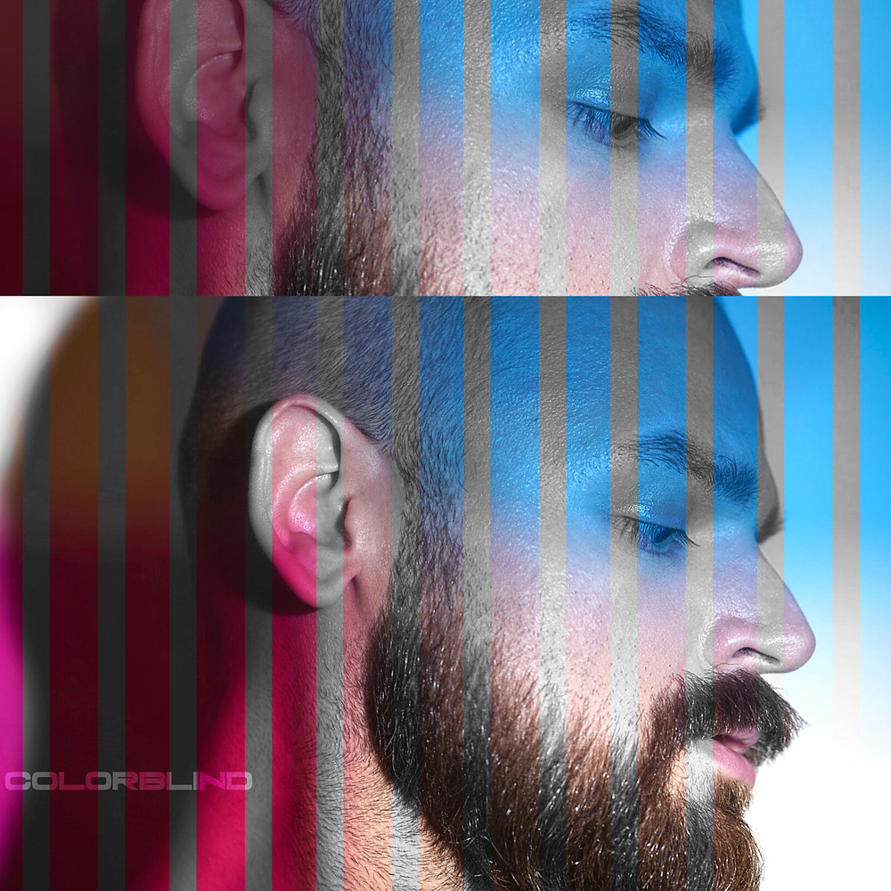 Aiden James Colorblind Single Art