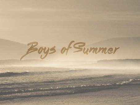 Boys Of Summer Out Today