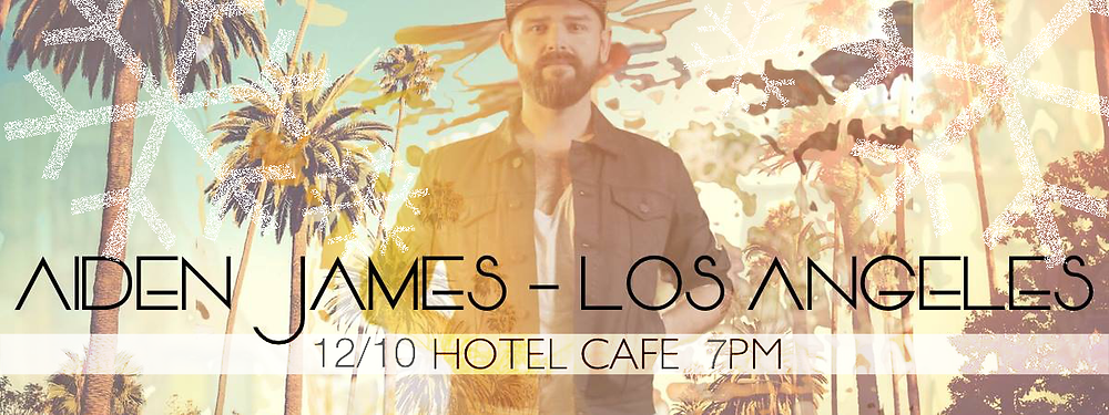 Aiden James Hotel Cafe