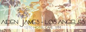 Aiden James Hotel Cafe