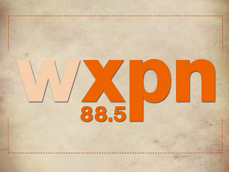 """Colorblind"" on 88.5WXPN FM Philadelphia 📻"