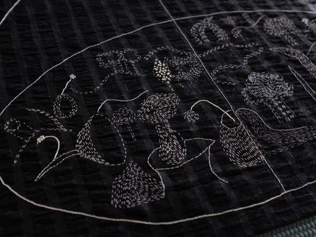 Stitching in Stagnacy
