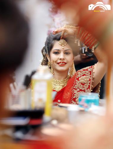 Bridal photography | Sonipat | India | Snapway