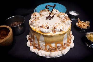 Custom, Homemade Cakes