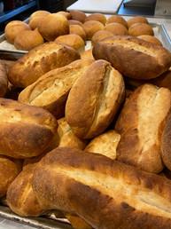 Fresh Baked Sandwich Rolls