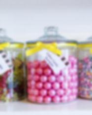 bocaux de bonbons