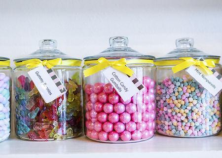 candy jars