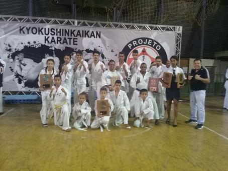 Campeonato Mineiro de Karatê