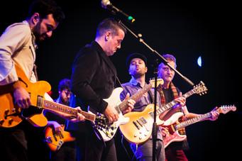 Os Guitarreros, with Guilherme Zanini, Paulo Inchauspe and Rafa Schüler