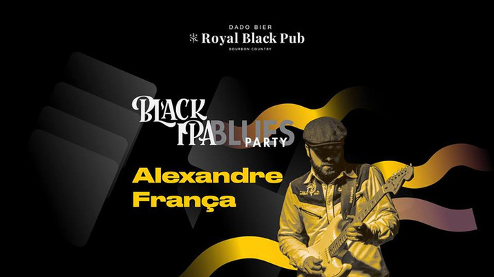 3º Black Ipa Blues Party