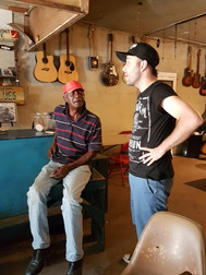 The great Jimmy Duck Holmes