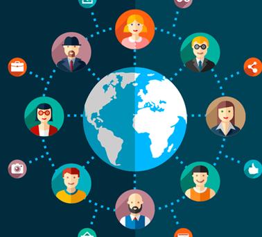 Modelo de PPT para apresentação de propostas de redes sociais