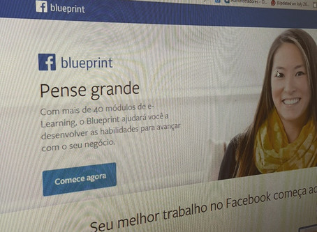 Facebook Blueprint – Treinamento para profissionais de marketing digital