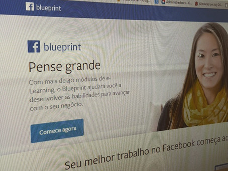Facebook Blueprint – Treinamento para profissionais de marketing digital