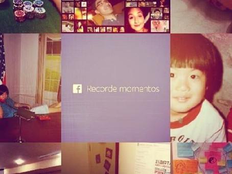 Facebook Lookback aplicativo comemora 10 anos de idade