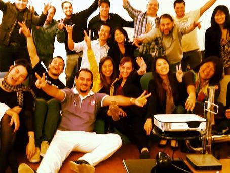 Social Media Happy Hour primeira edição