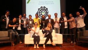 Vencedores do Profissionais do ano 2015