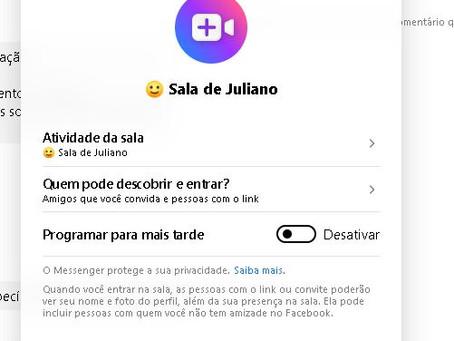 Facebook lança aplicativo do Messenger com funcionalidades de Live e video conferência