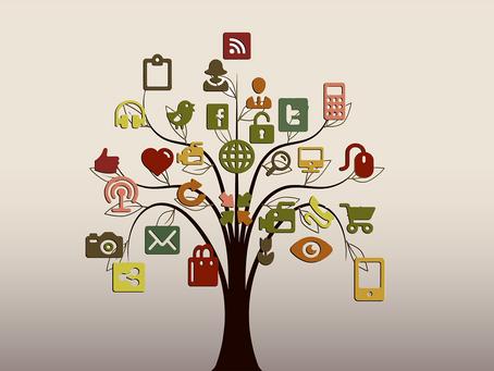 Como a sua empresa olha as mídias sociais?