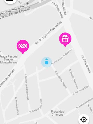 Tela Mapa