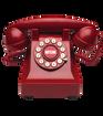 Red hotline Telephone