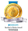 Barclays choice award winner