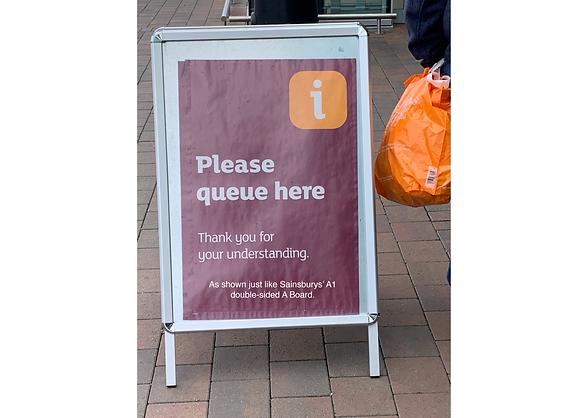 A1 sign (Front-facing) - Sainsburys .png
