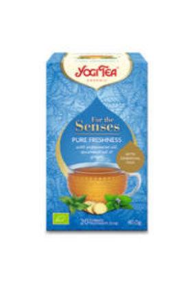Yogi thee For the Senses Pure freshness bio 20b