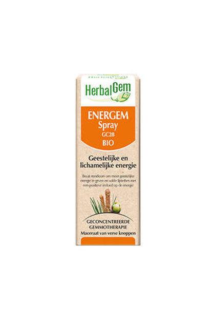 Herbalgem Energem spray 10 ml