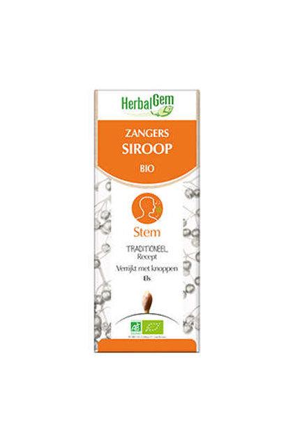 HBG Zangerssiroop 250 ml