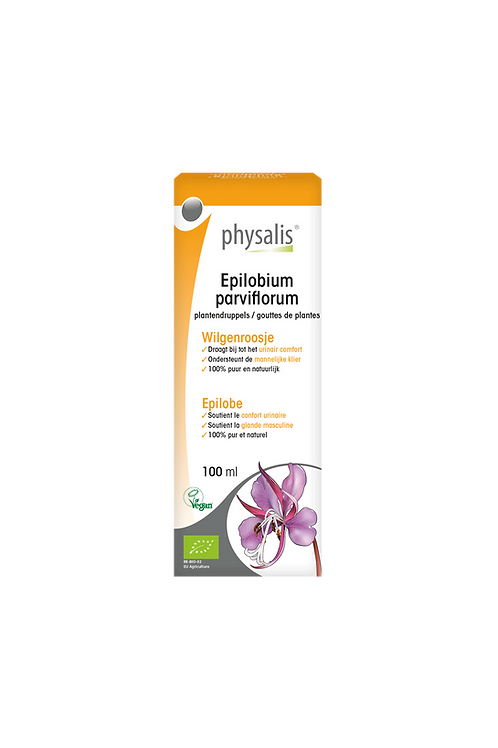 Physalis Epilobium parviflorum 100ml
