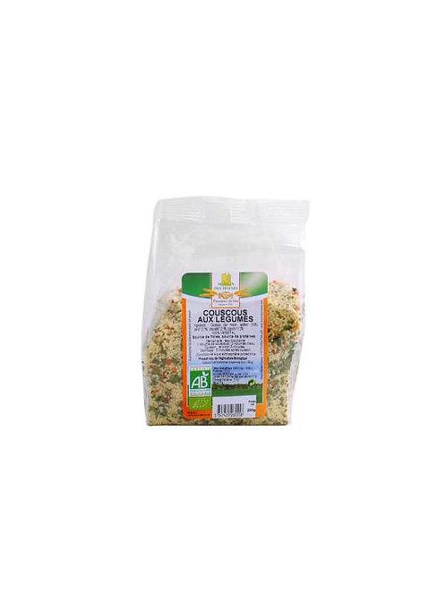 MDM bio-couscous+groenten 250g